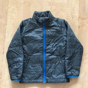 Columbia Sportswear lightweight Omni-Heat Jacket